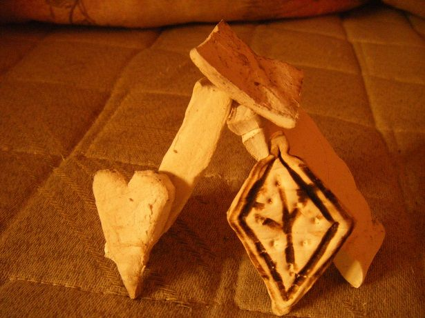 La confection d objets utilitaires page 4 - Champignon qui pousse sur les arbres ...